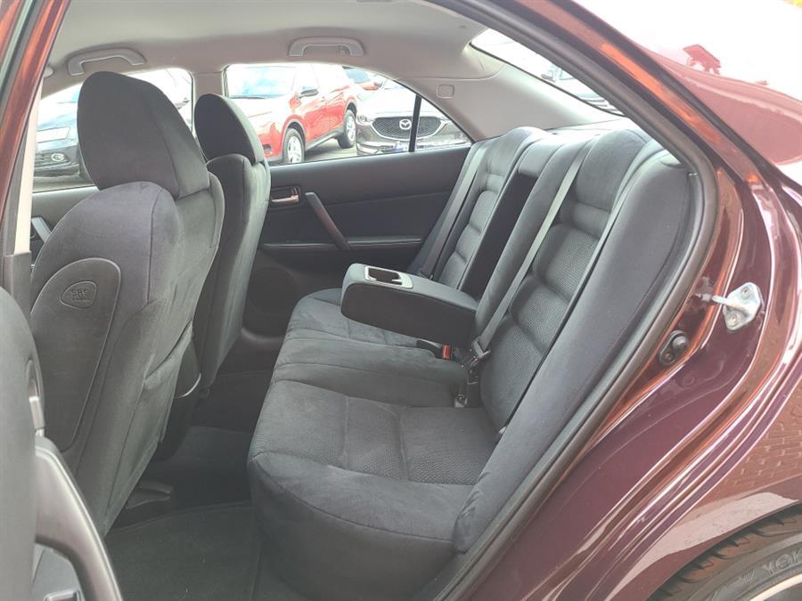 Used Mazda Mazda6 4dr Sdn Manual i Sport 2007 | National Auto Brokers, Inc.. Waterbury, Connecticut