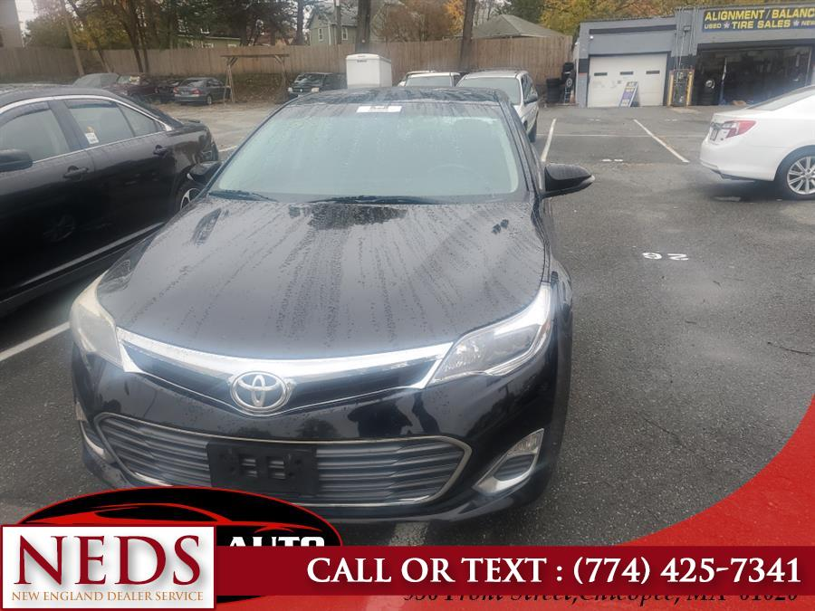 Used Toyota Avalon 4dr Sdn XLE Touring (Natl) 2013 | New England Dealer Services. Indian Orchard, Massachusetts