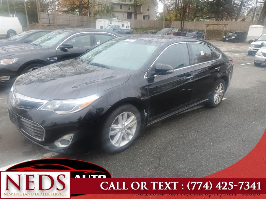 Used 2013 Toyota Avalon in Indian Orchard, Massachusetts | New England Dealer Services. Indian Orchard, Massachusetts
