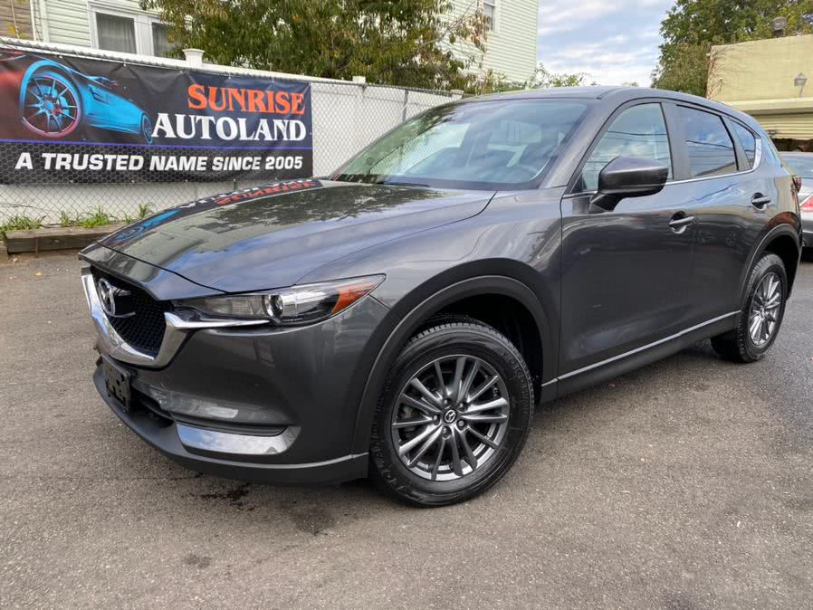 Used 2017 Mazda CX-5 in Jamaica, New York | Sunrise Autoland. Jamaica, New York
