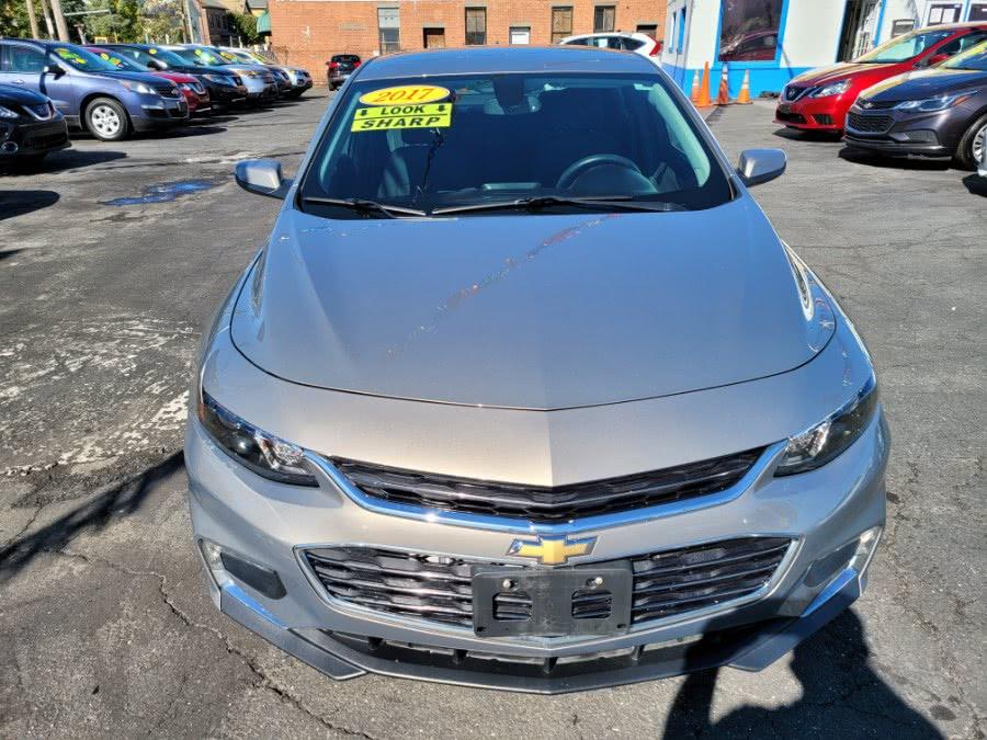 Used Chevrolet Malibu 4dr Sdn LT w/1LT 2017 | Affordable Motors Inc. Bridgeport, Connecticut