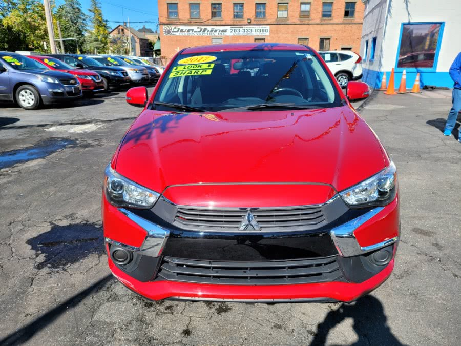 Used 2017 Mitsubishi Outlander Sport in Bridgeport, Connecticut | Affordable Motors Inc. Bridgeport, Connecticut