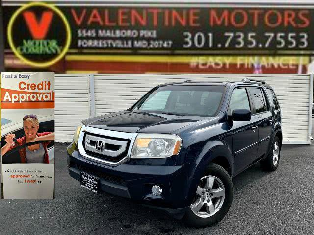 Used 2010 Honda Pilot in Forestville, Maryland | Valentine Motor Company. Forestville, Maryland