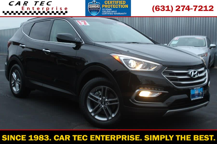 Used 2017 Hyundai Santa Fe Sport in Deer Park, New York | Car Tec Enterprise Leasing & Sales LLC. Deer Park, New York