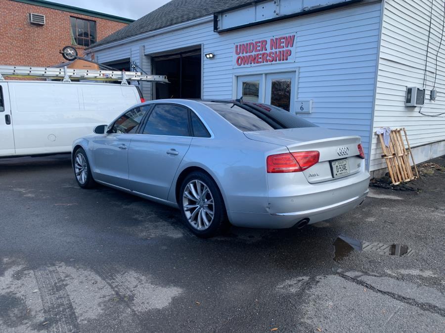 2011 Audi A8 L quattro photo