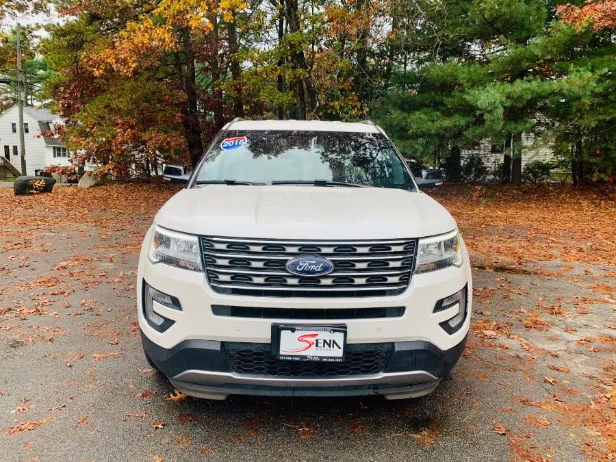 Used Ford Explorer FWD 4dr XLT 2016 | Sena Motors Inc. Revere, Massachusetts