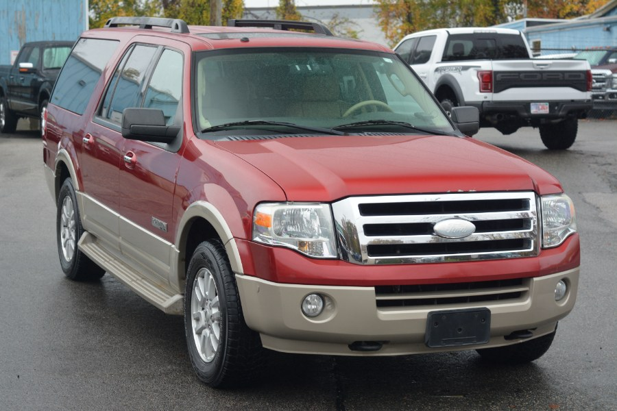 Used Ford Expedition EL 4WD 4dr Eddie Bauer 2008 | New Beginning Auto Service Inc . Ashland , Massachusetts