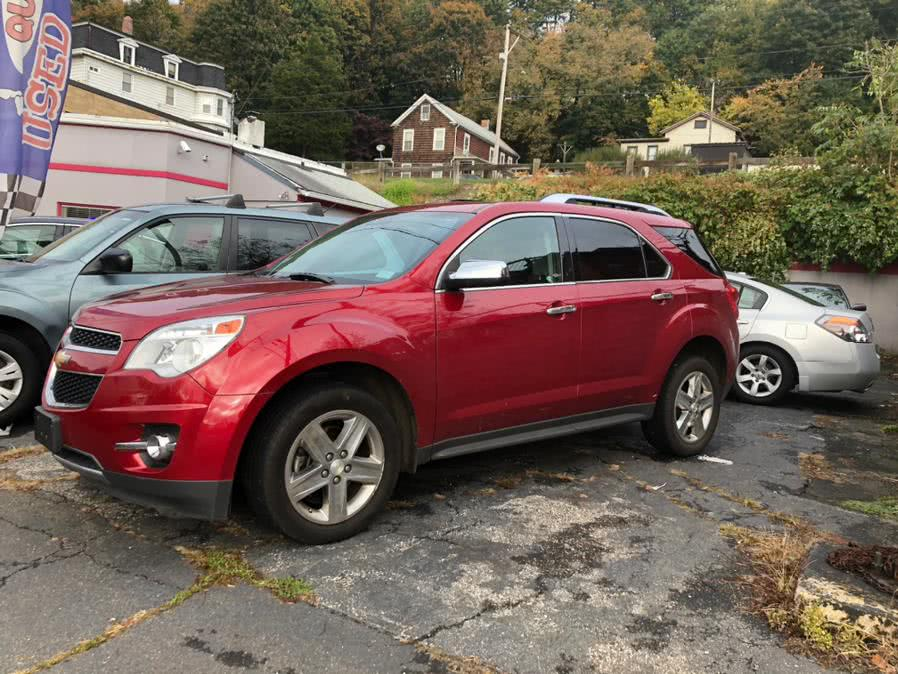 Used 2015 Chevrolet Equinox in Derby, Connecticut | Bridge Motors LLC. Derby, Connecticut
