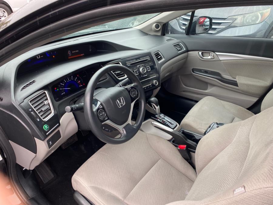 Used Honda Civic Sdn 4dr Auto EX 2013 | Auto Store. West Hartford, Connecticut