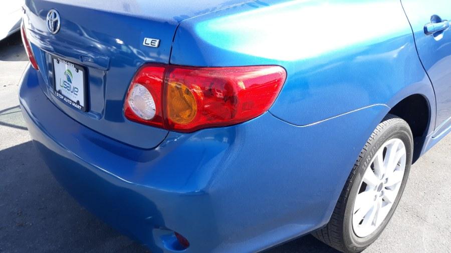 Used Toyota Corolla 4dr Sdn Auto LE (Natl) 2010 | U Save Auto Auction. Garden Grove, California
