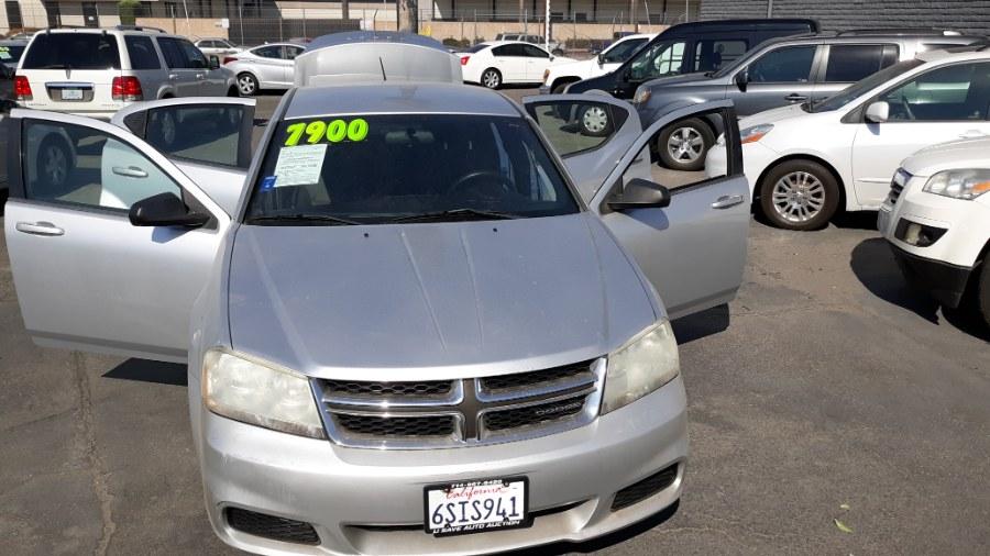 Used Dodge Avenger 4dr Sdn Express 2011 | U Save Auto Auction. Garden Grove, California