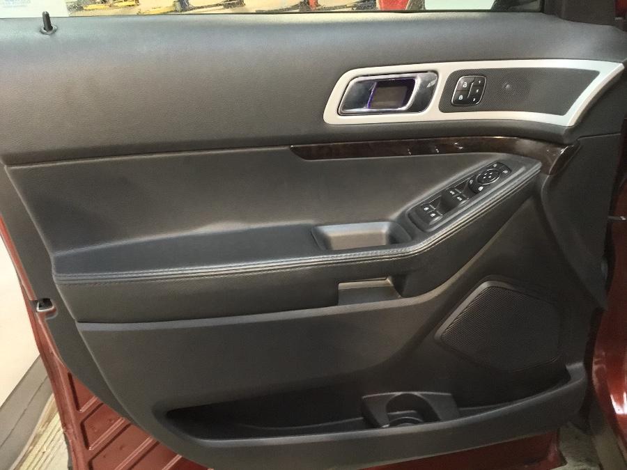 Used Ford Explorer 4WD 4dr Limited 2014   M Sport Motor Car. Hillside, New Jersey