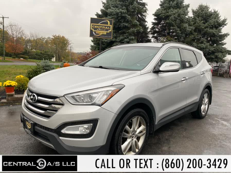 Used 2013 Hyundai Santa Fe Sport in East Windsor, Connecticut | Central A/S LLC. East Windsor, Connecticut