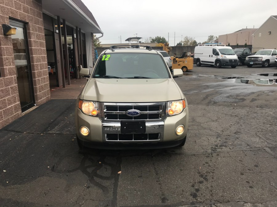 Used Ford Escape 4WD 4dr Limited 2012 | Airway Motors. Bridgeport, Connecticut
