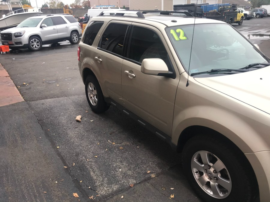 Used Ford Escape 4WD 4dr Limited 2012   Airway Motors. Bridgeport, Connecticut