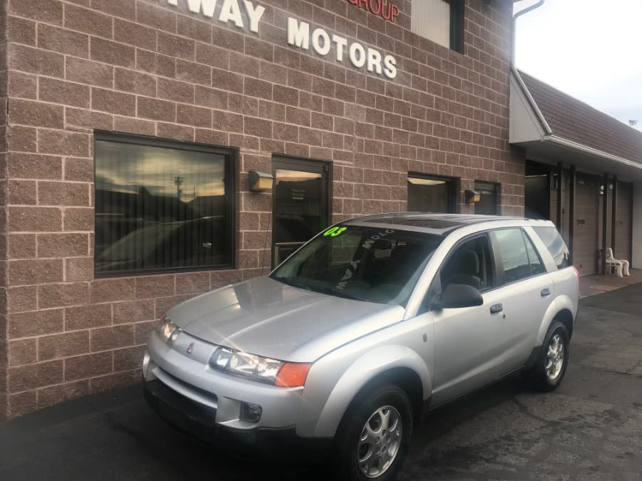 2003 Saturn VUE VUE FWD Auto V6, available for sale in Bridgeport, CT