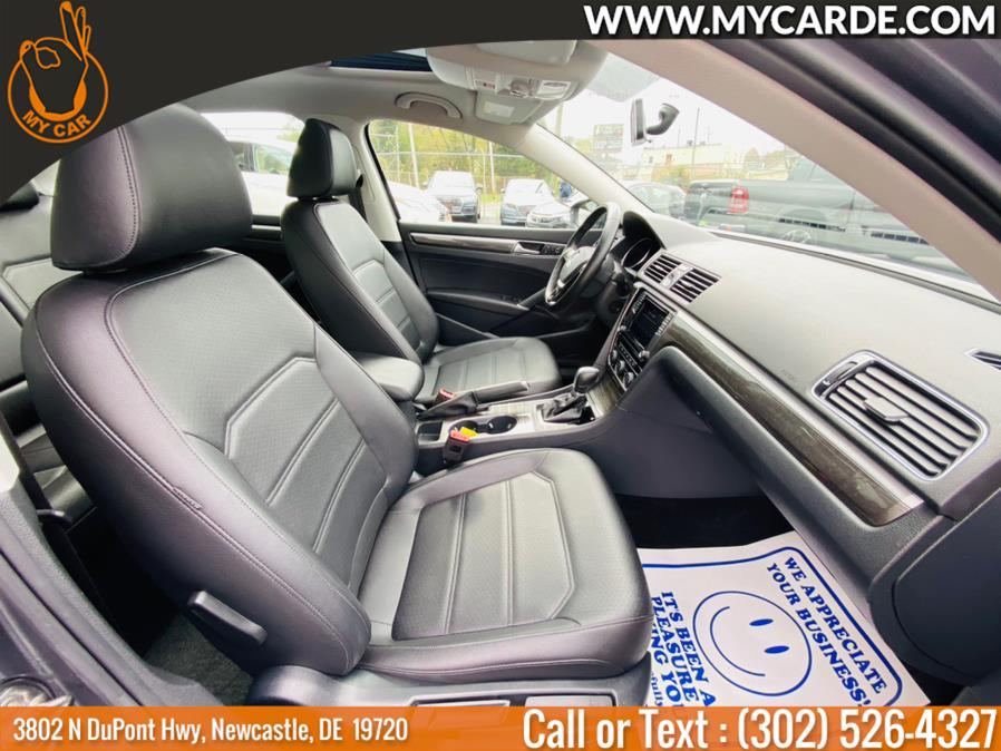 Used Volkswagen Passat 1.8T SE Auto 2017 | My Car. Newcastle, Delaware
