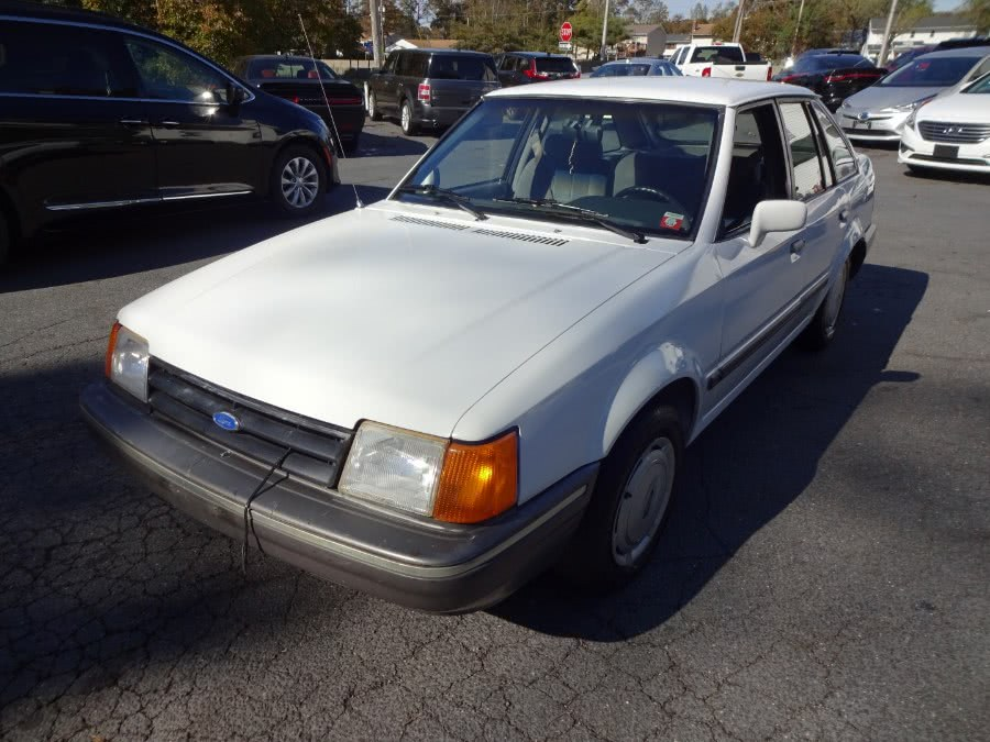 Used Ford Escort 4dr Hatchback LX 1990 | Mint Auto Sales. Islip, New York