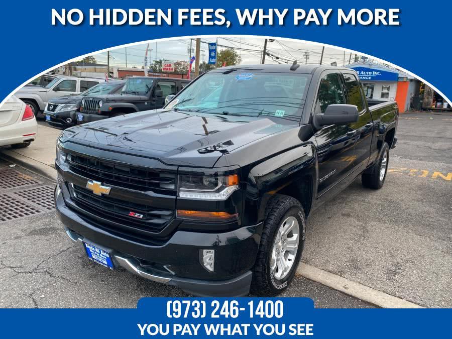 Used 2016 Chevrolet Silverado 1500 in Lodi, New Jersey | Route 46 Auto Sales Inc. Lodi, New Jersey