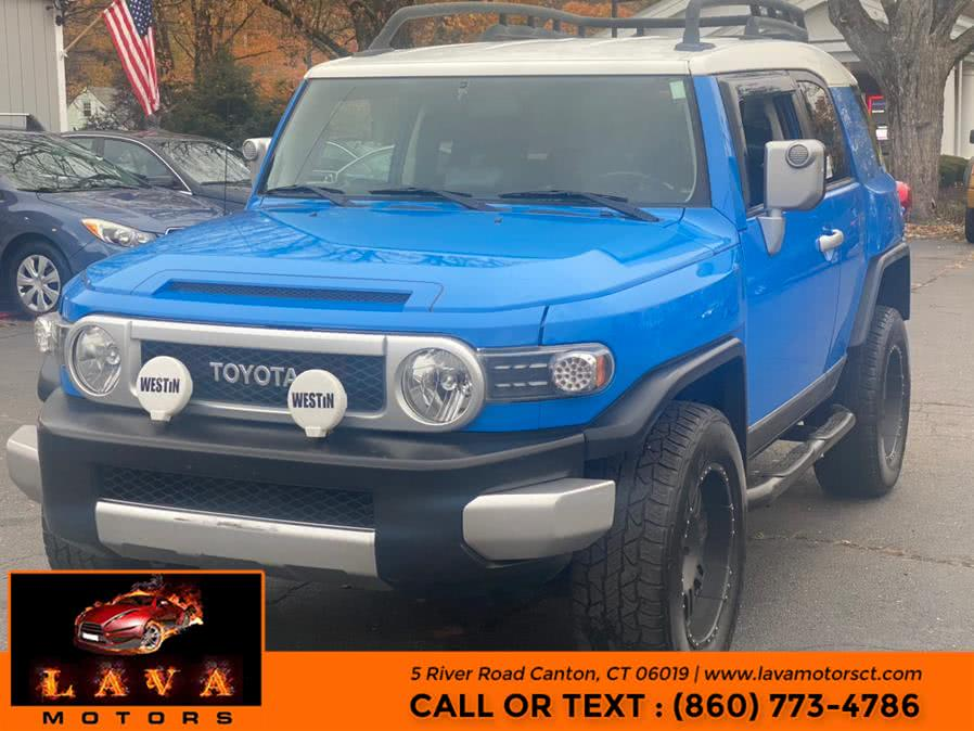 Used 2007 Toyota FJ Cruiser in Canton, Connecticut | Lava Motors. Canton, Connecticut