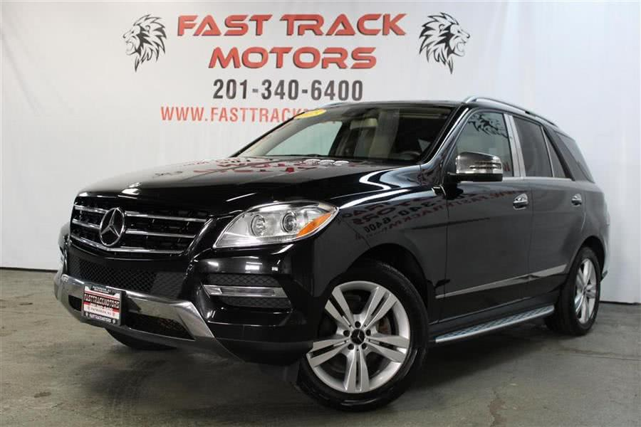 Used 2015 Mercedes-benz Ml in Paterson, New Jersey | Fast Track Motors. Paterson, New Jersey