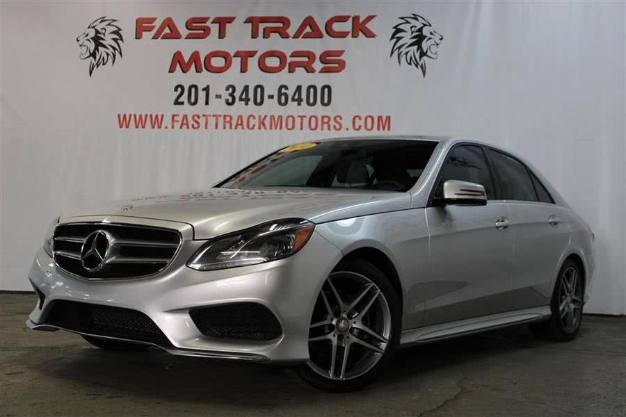 2014 Mercedes-benz e 350 4MATIC, available for sale in Paterson, NJ