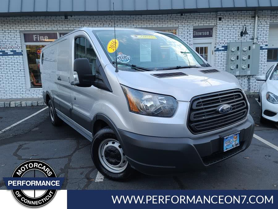 Used 2016 Ford Transit Cargo Van in Wilton, Connecticut | Performance Motor Cars. Wilton, Connecticut