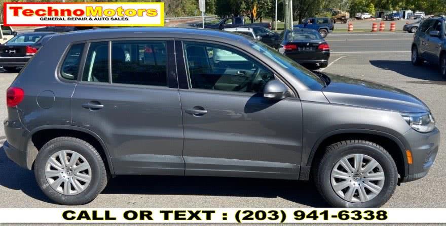 Used 2012 Volkswagen Tiguan in Danbury , Connecticut | Techno Motors . Danbury , Connecticut