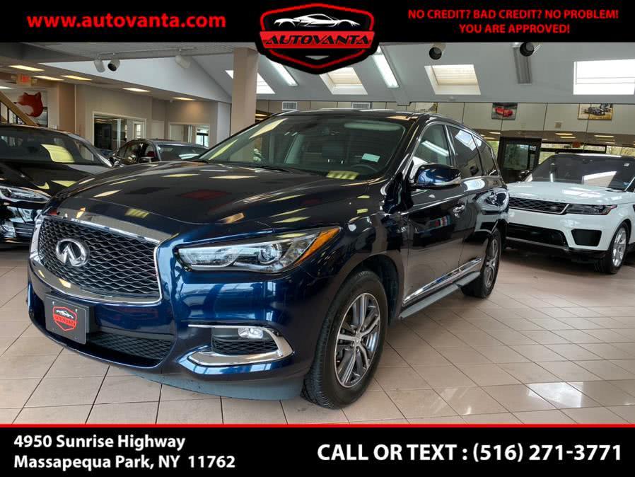 Used INFINITI QX60 2019.5 PURE AWD 2019 | Autovanta. Massapequa Park, New York