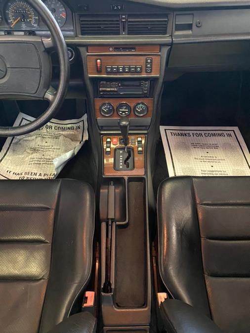 1987 Mercedes-Benz 190-Class 190E photo