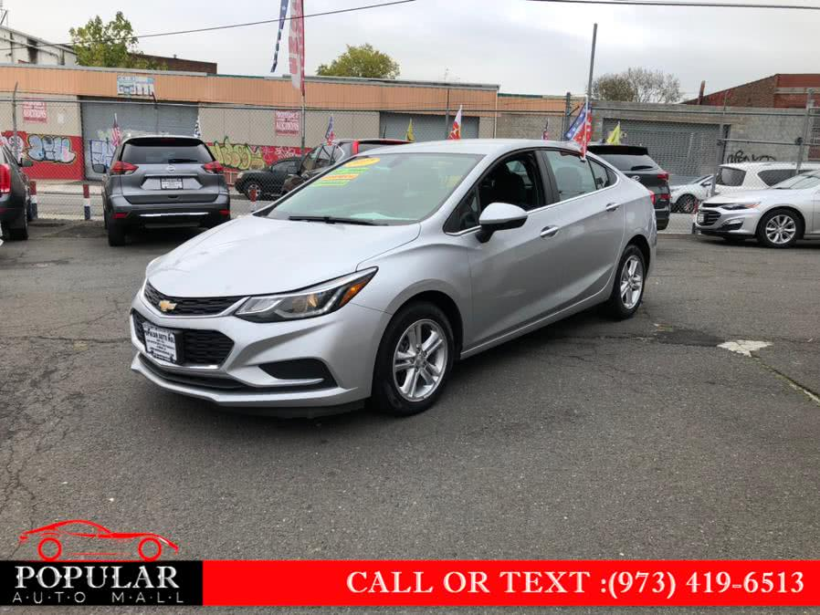 Used 2017 Chevrolet Cruze in Newark , New Jersey | Popular Auto Mall Inc . Newark , New Jersey