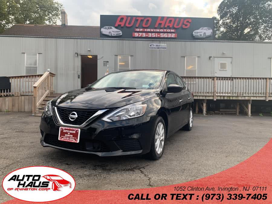 Used 2018 Nissan Sentra in Irvington , New Jersey | Auto Haus of Irvington Corp. Irvington , New Jersey