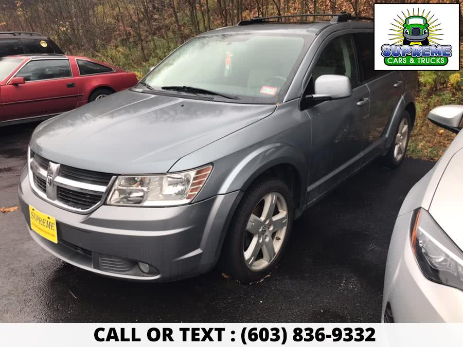 Used 2009 DODGE JOURNEY in Bow , New Hampshire | Supreme Cars and Trucks . Bow , New Hampshire