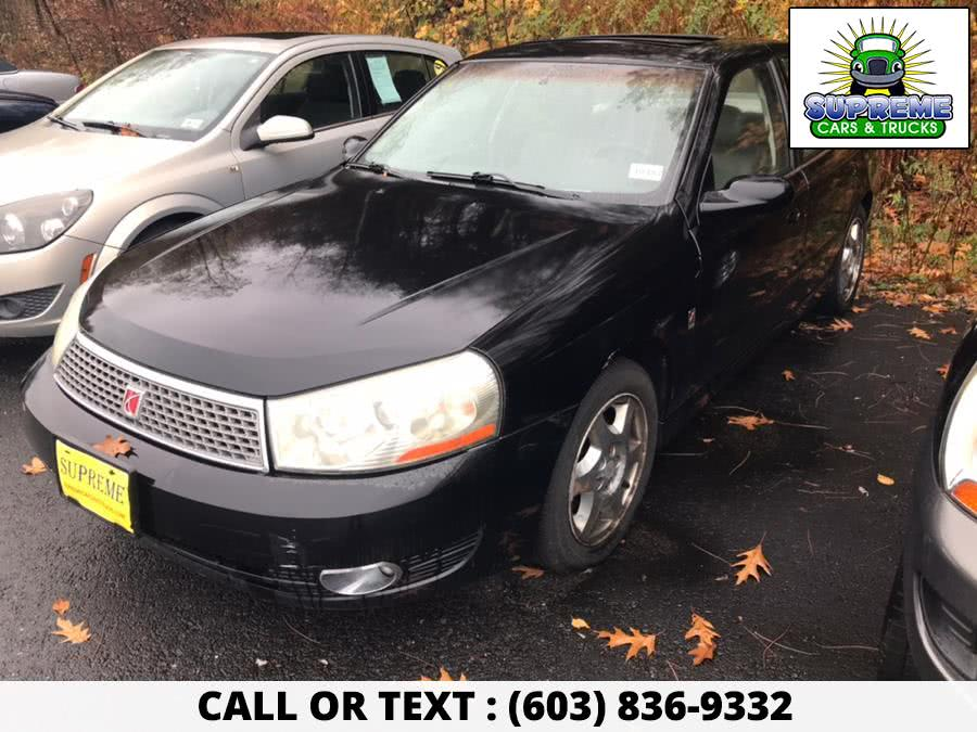Used 2003 SATURN LS in Bow , New Hampshire | Supreme Cars and Trucks . Bow , New Hampshire