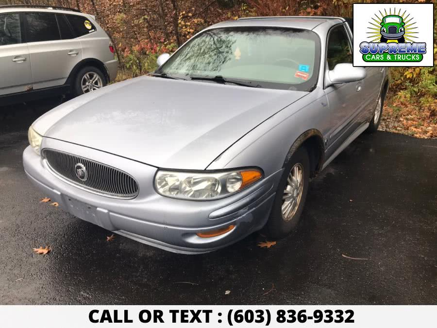 Used 2005 BUICK LESABRE in Bow , New Hampshire | Supreme Cars and Trucks . Bow , New Hampshire