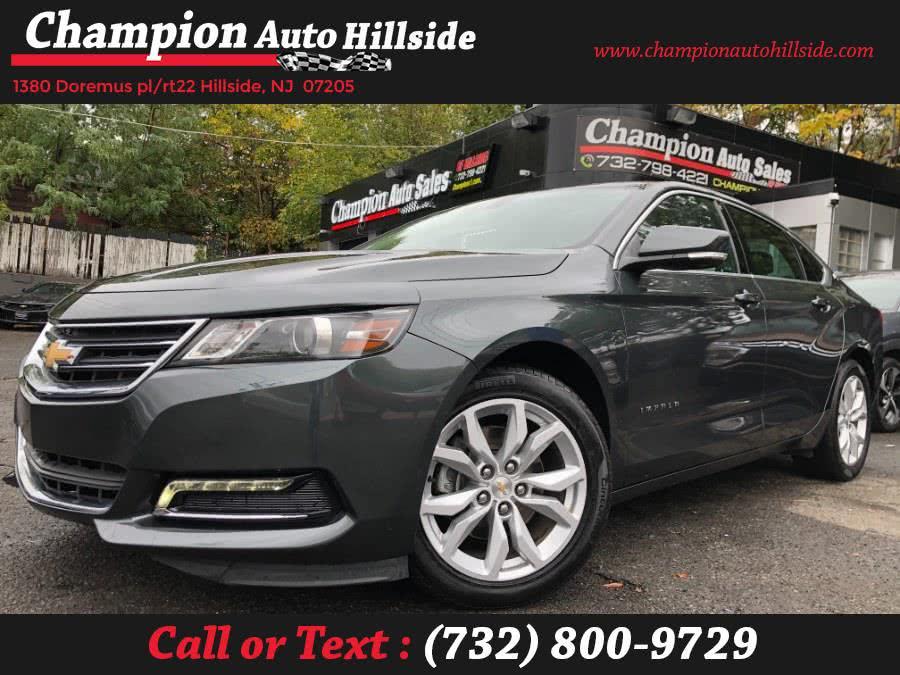 Used 2019 Chevrolet Impala in Hillside, New Jersey | Champion Auto Sales. Hillside, New Jersey