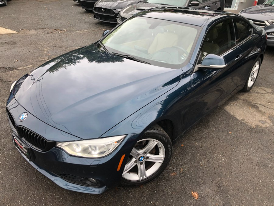 Used BMW 4 Series 2dr Cpe 428i xDrive AWD SULEV 2014   Champion Auto Sales. Hillside, New Jersey