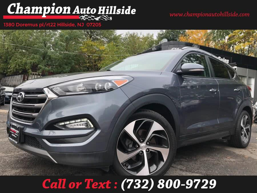 Used 2016 Hyundai Tucson in Hillside, New Jersey | Champion Auto Hillside. Hillside, New Jersey