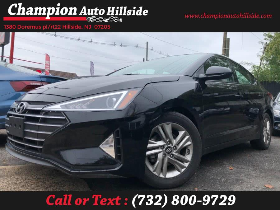 Used 2019 Hyundai Elantra in Hillside, New Jersey | Champion Auto Hillside. Hillside, New Jersey