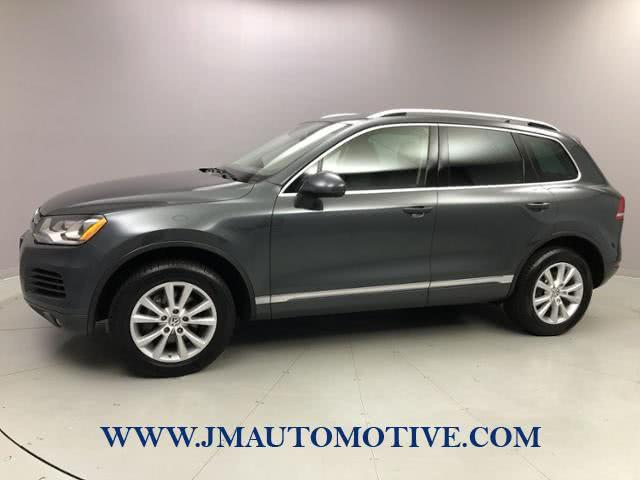 Used 2014 Volkswagen Touareg in Naugatuck, Connecticut | J&M Automotive Sls&Svc LLC. Naugatuck, Connecticut