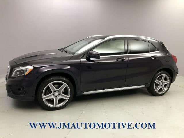 Used 2015 Mercedes-benz Gla-class in Naugatuck, Connecticut | J&M Automotive Sls&Svc LLC. Naugatuck, Connecticut