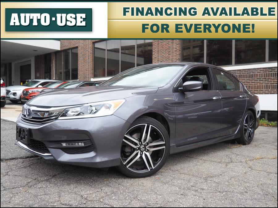 Used 2017 Honda Accord in Andover, Massachusetts | Autouse. Andover, Massachusetts