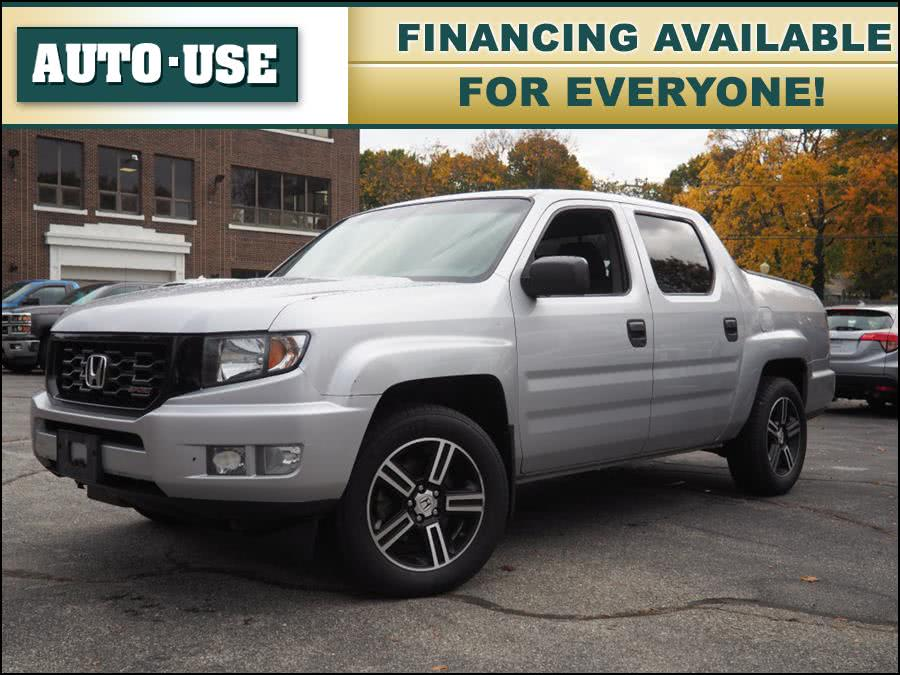 Used 2012 Honda Ridgeline in Andover, Massachusetts | Autouse. Andover, Massachusetts