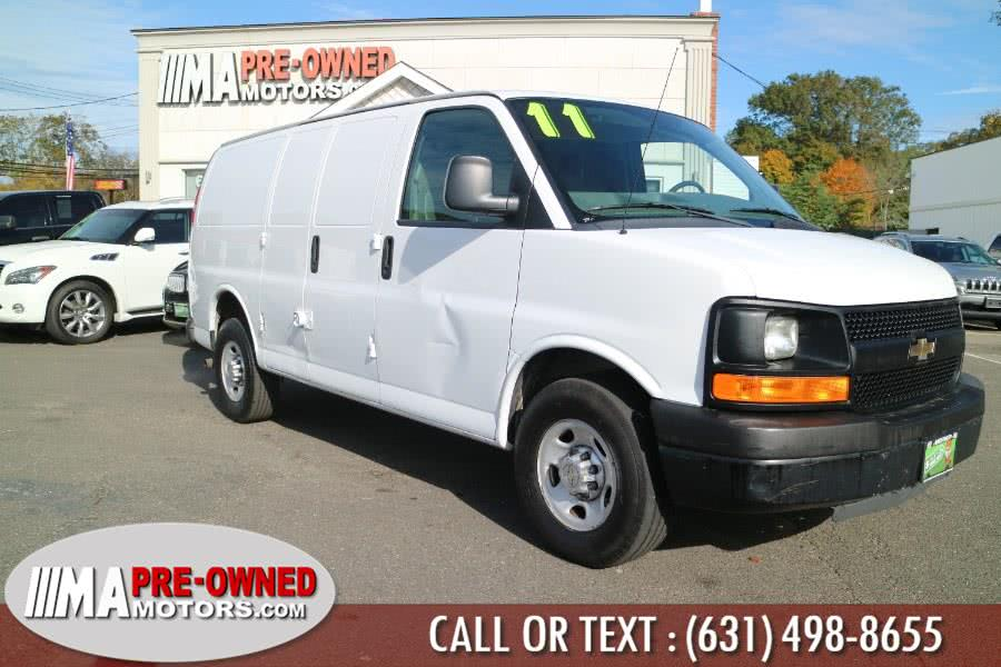 Used 2011 Chevrolet Express Cargo Van in Huntington, New York | M & A Motors. Huntington, New York