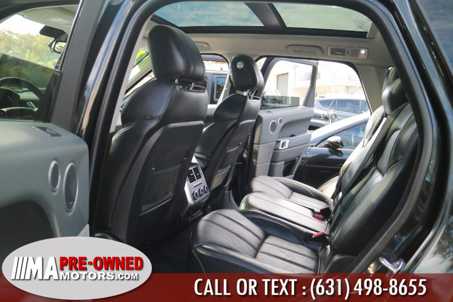 Used Land Rover Range Rover Sport 4WD 4dr Supercharged 2014 | M & A Motors. Huntington, New York