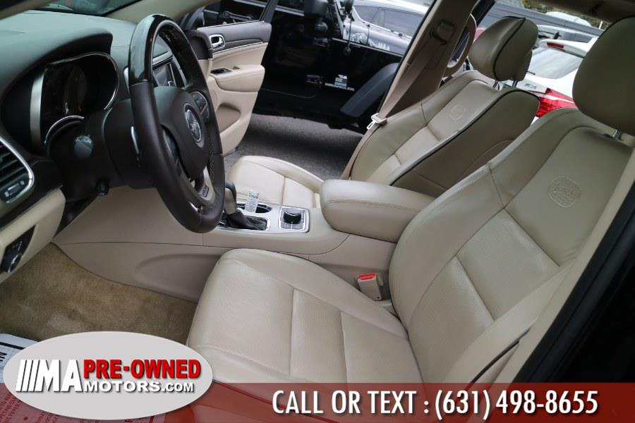 Used Jeep Grand Cherokee over lander Overland 4x4 2017 | M & A Motors. Huntington, New York