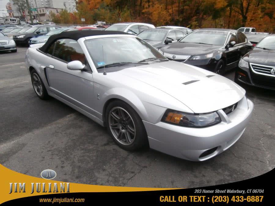 Used Ford Mustang Cobra 2003 | Jim Juliani Motors. Waterbury, Connecticut
