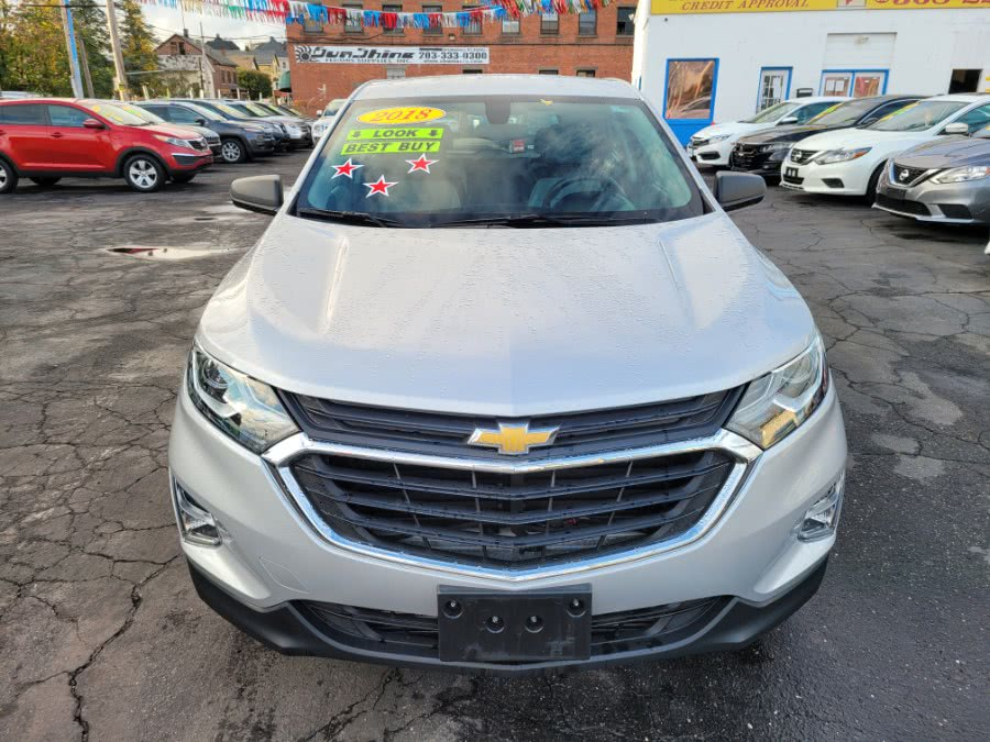 Used Chevrolet Equinox FWD 4dr LS w/1LS 2018 | Affordable Motors Inc. Bridgeport, Connecticut