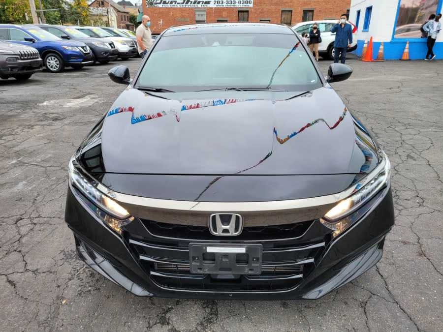 Used 2018 Honda Accord Sedan in Bridgeport, Connecticut | Affordable Motors Inc. Bridgeport, Connecticut