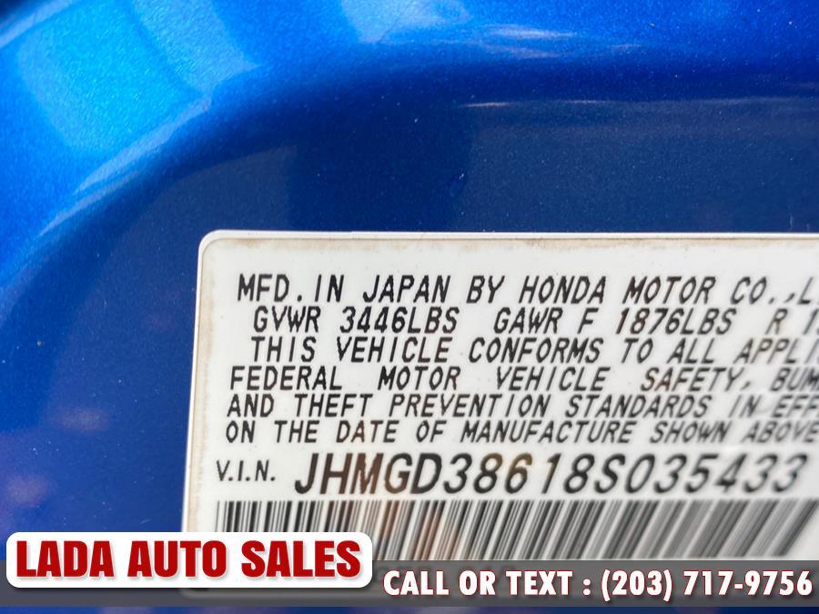 Used Honda Fit 5dr HB Auto Sport 2008 | Lada Auto Sales. Bridgeport, Connecticut